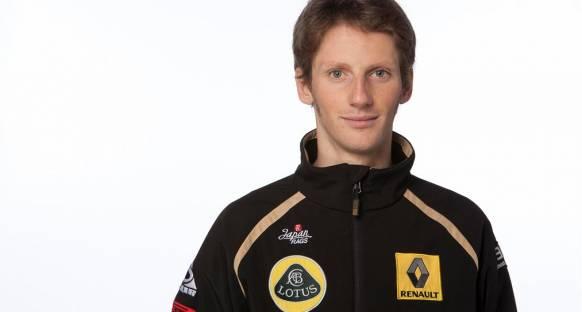 Grosjean yeni araca katkıda bulunmak için gün sayıyor