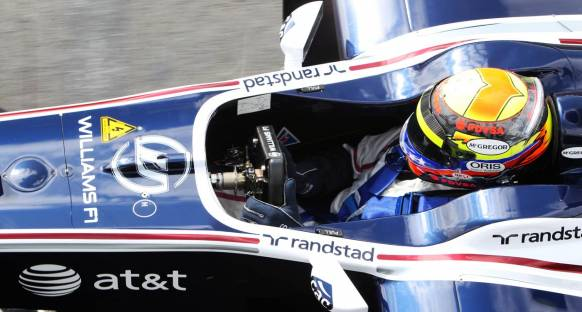 Maldonado 2012'de Williams'la devam edecek