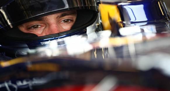 Vergne: Yarışırsam Webber'in altında kalmam