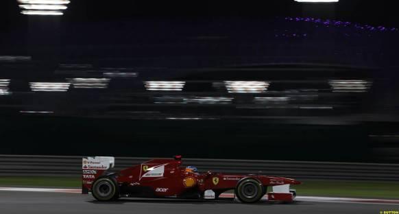 Alonso: Sıralama turları temposunda sürdüm