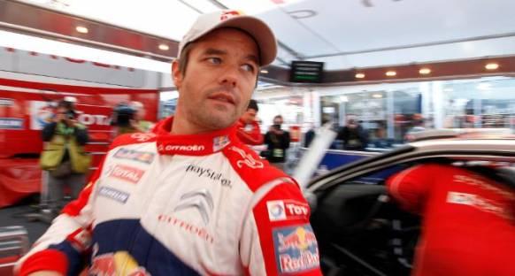 Loeb sekizinci kez dünya şampiyonu!