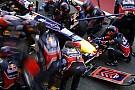 Red Bull ve Mercedes pit stop hızında lider