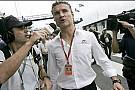 Coulthard'dan Massa'ya destek