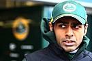 Chandhok Hindistan GP'de yarışamayacak