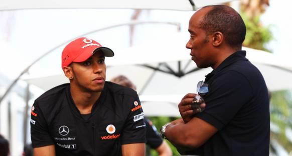 Anthony Hamilton: Bekleyin, yeni bir Lewis geliyor