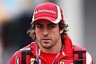 Ön kanada ilgi Alonso'yu rahatsız etti