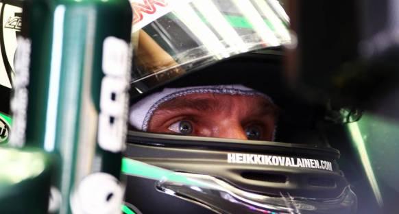 'Team Lotus en güçlü yarışını çıkardı'