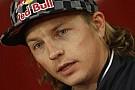 Raikkonen: Hiçbir zaman 'F1'e dönmek istemiyorum' demedim