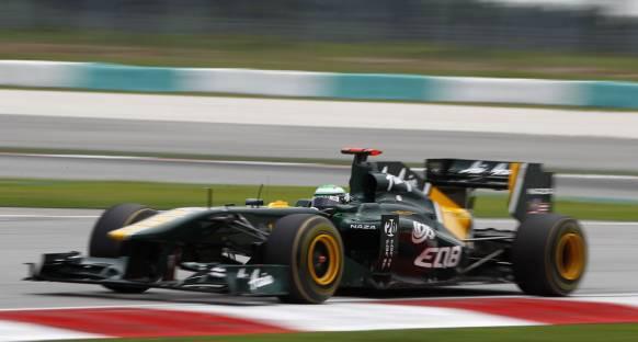 Lotus yeni zemin ile pozisyonunu korumayı amaçlıyor