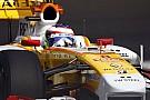 Grosjean, Valensiya'da R29 ile test sürüşü yaptı