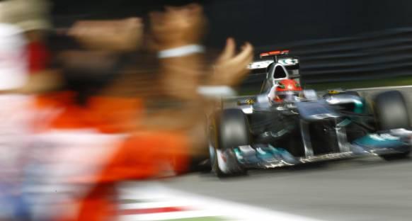 İtalya Gp yarış hakemi: Schumacher ceza almalıydı