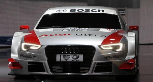 Audi 2012 aracını lanse etti