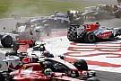 Rosberg: Liuzzi bir torpido gibiydi