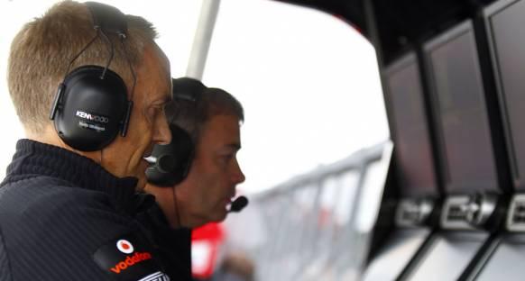 Whitmarsh: Schumacher'in savunması korkunçtu