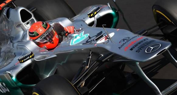 Schumacher yarıştan çok zevk aldı