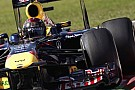 Vettel'in vites oranları rakiplerini cesaretlendirdi