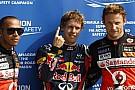 İtalya Grand Prix 2011 sıralama turları  - Vettel 10. kez pole de