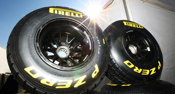 Pilotlardan Pirelli'ye destek
