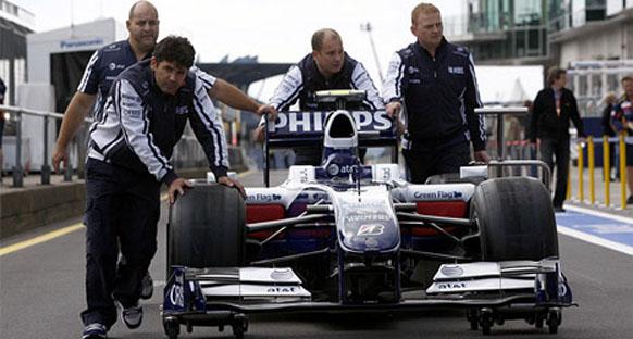 Williams: 2011 defterini kapatmadık