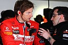 Button Ferrari'nin çıkışının devam edeceğine inanmıyor
