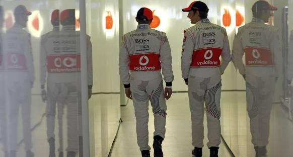 McLaren çifti vazgeçmemekte kararlı