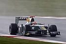 Silverstone'da ilk yarış Bianchi'nin oldu