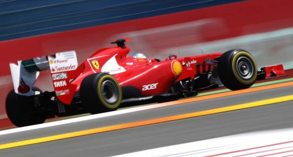 Alonso: Ferrari doğru yolda