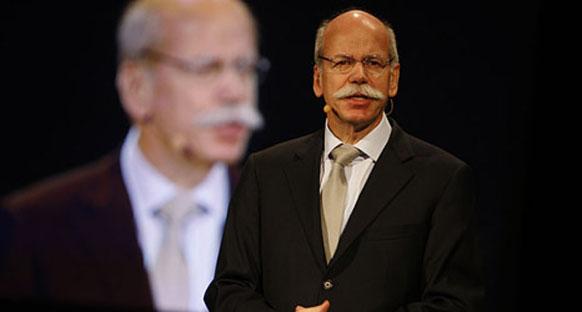Daimler patronundan Scuhmi'ye tam destek