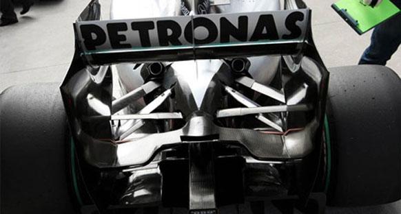 Mercedes: Yeni teknik paket üzerinde çalışıyoruz