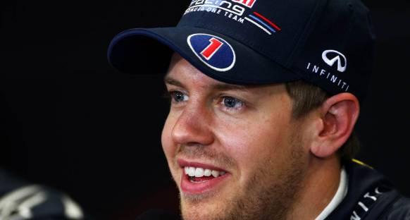 Vettel: Zafer sarhoşu değilim
