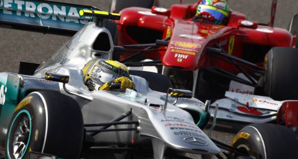 Mercedes'teki ilerleme Brawn'ı cesaretlendirdi