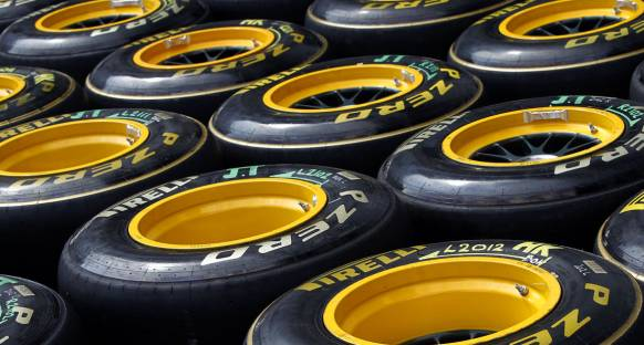 Pirelli'den lastik işaretlemede geçici çözüm