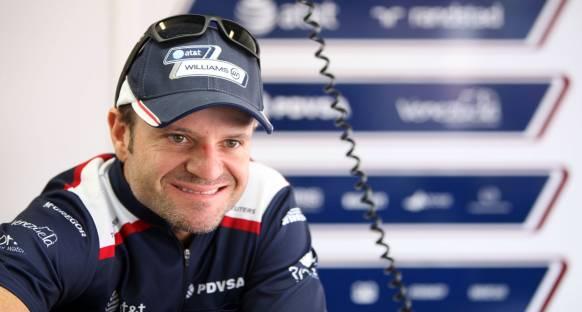 Barrichello: Rosberg temasında suçlu lastikler