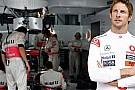 Button: İlk yarışlarda geride kalabiliriz