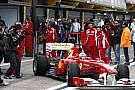 Kış testlerinin en çalışkanı Ferrari oldu