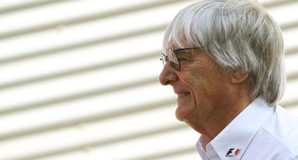 Formula 1'in patronu Melbourne'a küstü