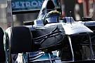 Rosberg yine istediği sürüşleri yapamadı
