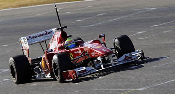 Ferrari rakiplerin radikal tasarımlarından endişeli değil