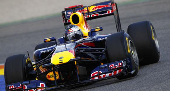 Vettel 2011'in ilk testlerini lider tamamladı