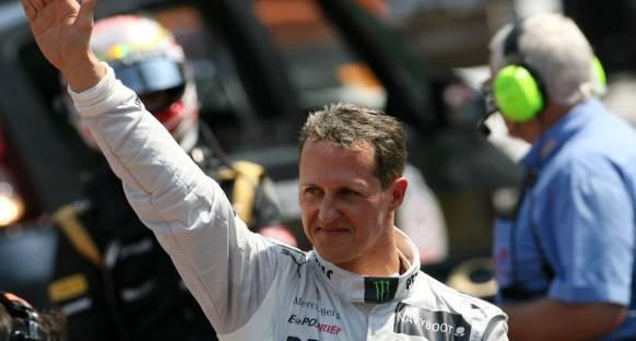 Schumacher: Simulatör sorunu ciddi bir mesele değil