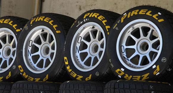 Pirelli Ocak'ta Sakhir'de piste dönüyor