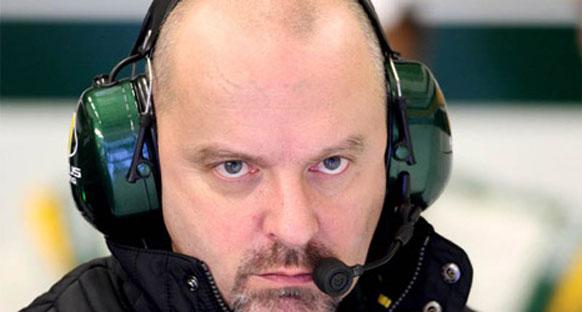 Gascoyne: Team Lotus ismi kesin değil