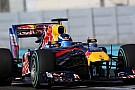Ricciardo Red Bull'la günü zirvede tamamladı