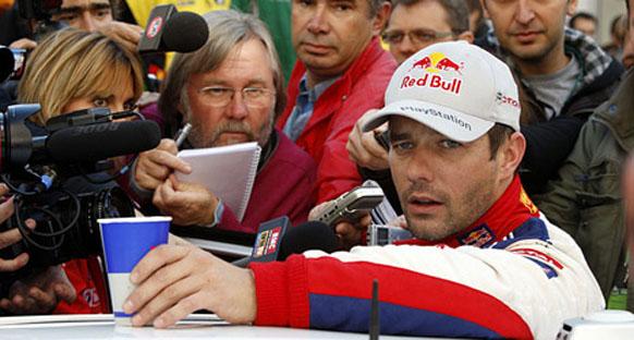 Loeb sezonu galibiyetle kapattı