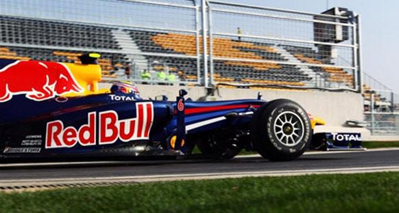 Webber motor değiştirdi