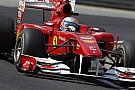Alonso: Saldırmaktan başka çarem yok