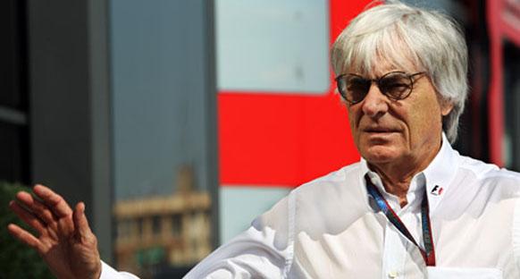 Ecclestone, Kore GP'nin yapılacağından emin