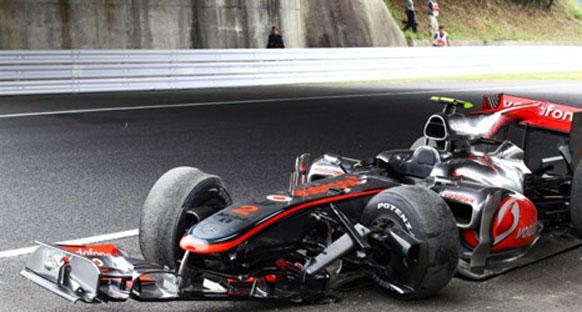 Hamilton: 'Kazanın yarışa pek etkisi olmaz'