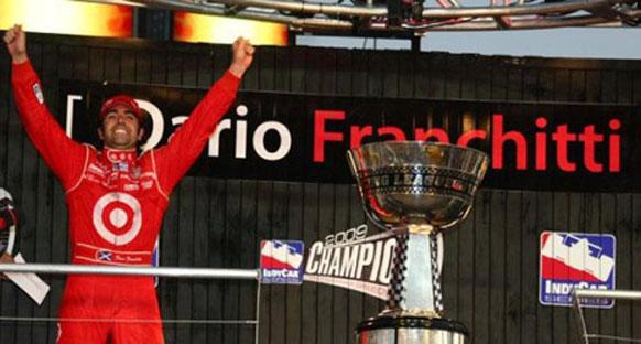 IndyCar 2010 şampiyonu Franchitti oldu