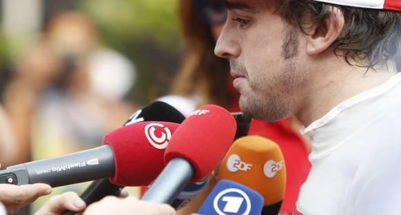 Alonso'nun de la Rosa yorumu: O bir savaşçı